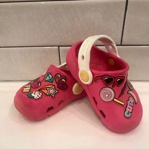 Crocs toddler size 6